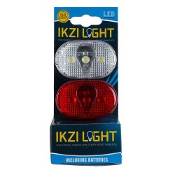 IKZI LIGHT set opkliklampjes